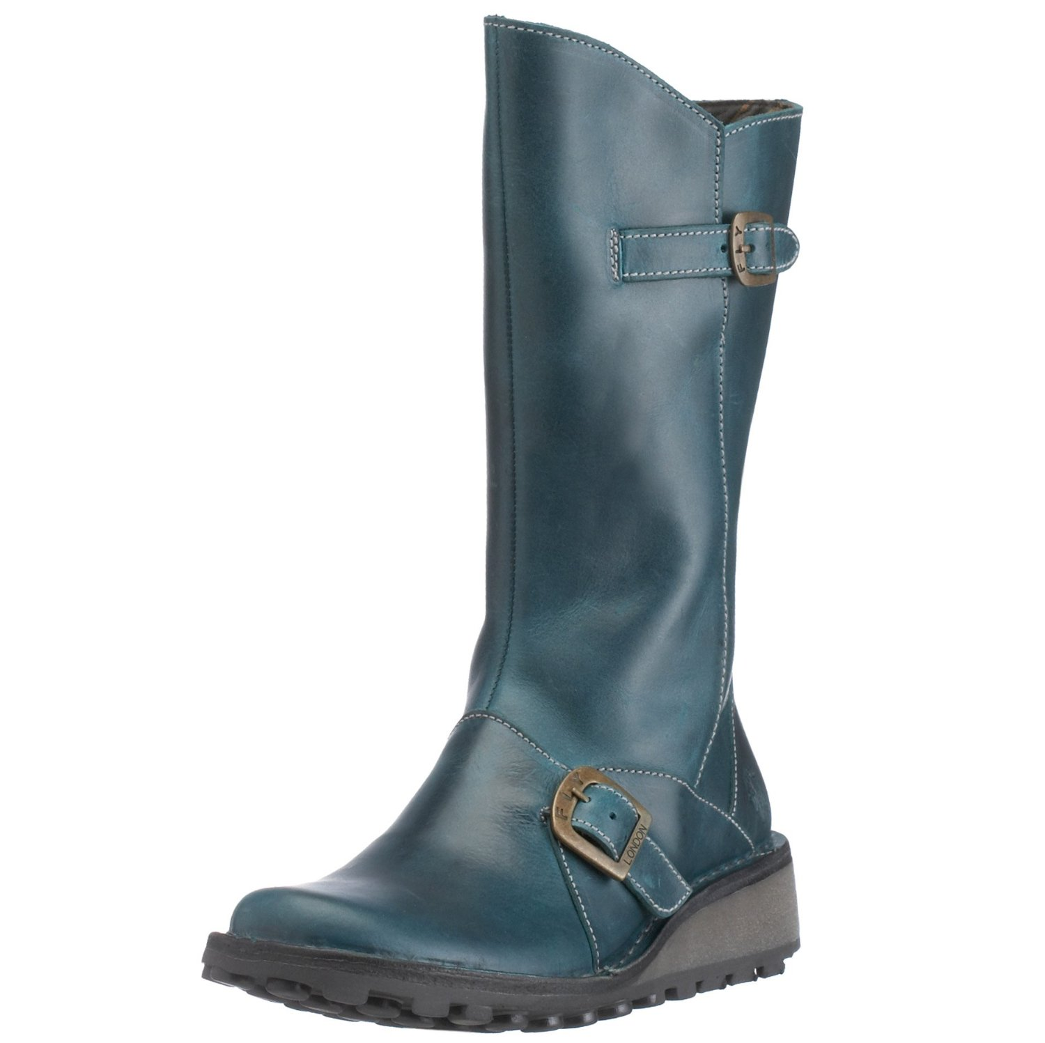 fly mes petrol womens new boots shoes cheap ebay