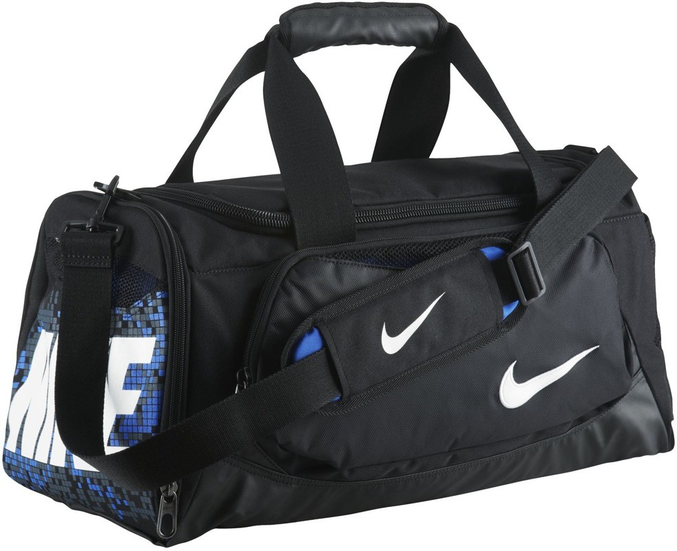 Unique Nike Heritage SI Track Bag Black/white