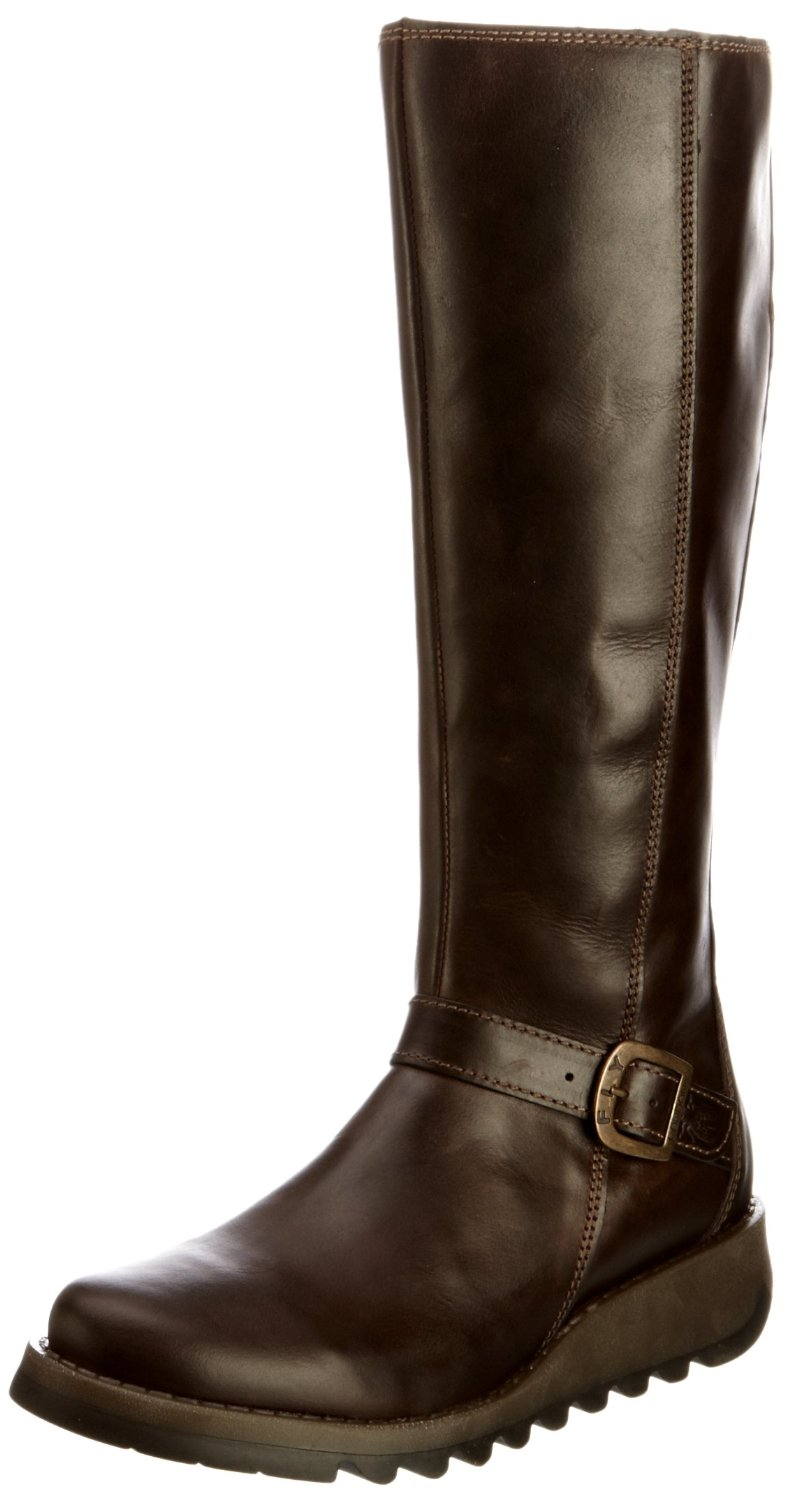 fly womens brow new leather boots