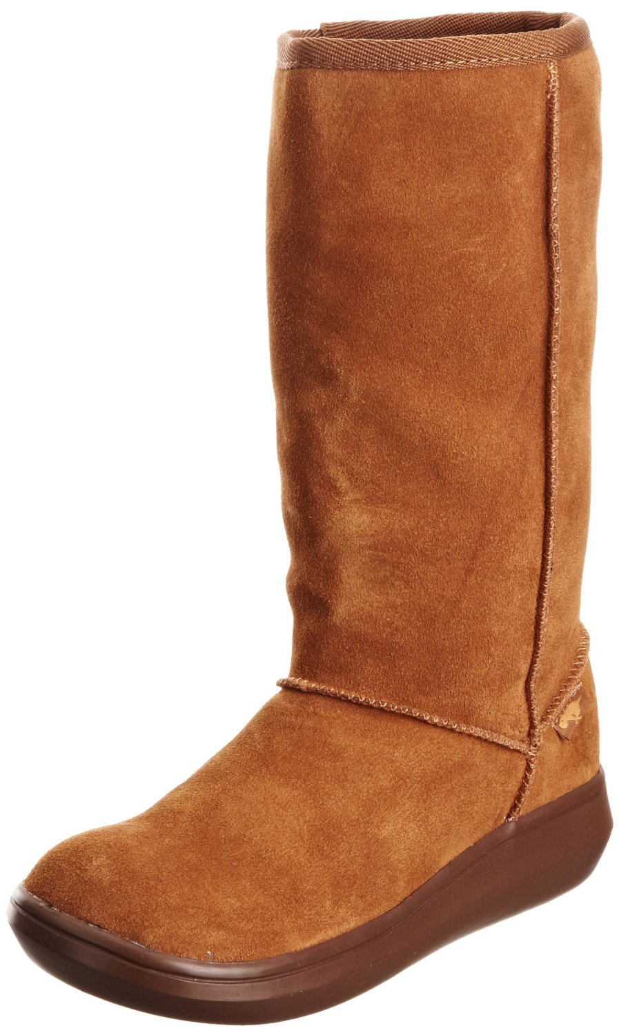 Rocket-Dog-Sugardaddy-Chestnut-Suede-New-Womens-Hi-Winter-Shoes-Boots
