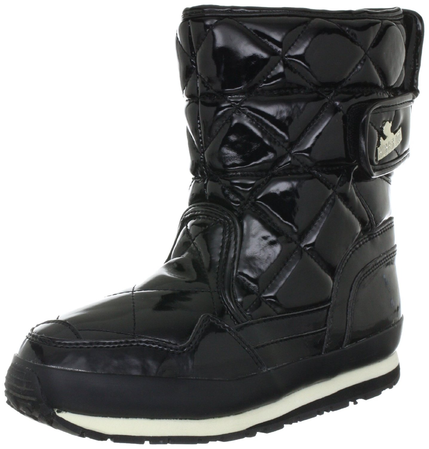 Original  Signature C Black MidCalf Winter Duck Boots Womens Shoes A7258  EBay