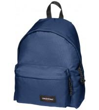Eastpack Padded Pak'r Blue Black Shoulder Backpack