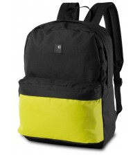 Etnies Entry Black Green Nylon Men Shoulder Backpack