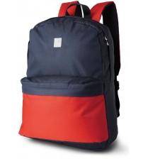 Etnies Entry Navy Orange Nylon Shoulder Backpack