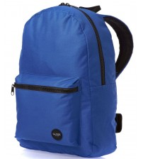 Globe Dux Deluxe Blue Black Shoulder Backpack