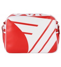 Gola Redford Super Print Red White Shoulder School Bag