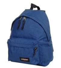 Eastpack PADDED PAK'R Crafty Blue Unisex Nylon Shoulder Bag Backpack