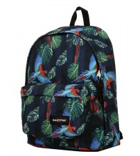 Eastpack PADDED PAK'R Parrots Unisex Nylon Shoulder Bag Backpack