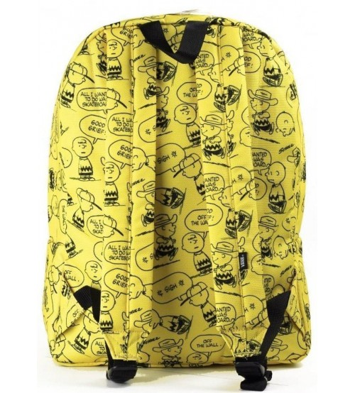 d20c6cbcc7 Vans X Peanuts Old Skool II Charlie Brown Bag Backpack