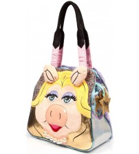 Irregular Choice X Disney The Muppets Hii-Yaaa Lilac Multi Bag