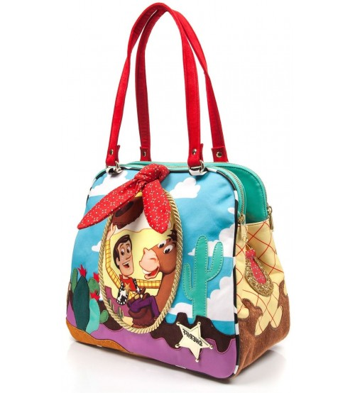 Irregular Choice Toy Story Ride Like The Wind Bag Multicolor Bag