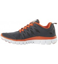 Blend She Grey Orange White New Women Trainers