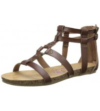 Blowfish Gotten Whiskey Womens Gladiator Sandals Shoes
