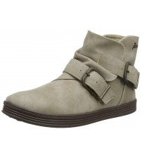 Blowfish Frappe Birch Womens Side Zip Ankle Boots