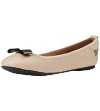 Butterfly Twists Chloe Nude Black Womens Ballerinas Flats Shoes