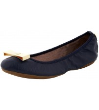 Butterfly Twists Chloe II Navy Womens Ballerinas Flats Shoes