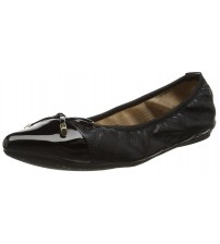 Butterfly Twists Holly Black Womens Ballerinas Flats Shoes