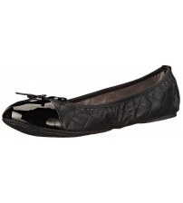 Butterfly Twists Olivia Black Womens Ballerinas Flats Shoes
