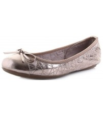 Butterfly Twists Olivia Rose Gold Womens Ballerinas Flats Shoes