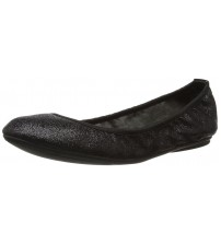 Butterfly Twists Samantha Black Womens Ballerinas Flats Shoes