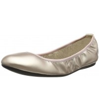 Butterfly Twists Sophia Rose Gold Womens Ballerinas Flats Shoes