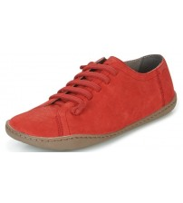 Camper Peu Cami 20848 Red Womens Leather Shoes