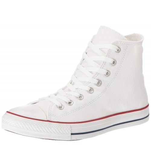 Converse Chuck Taylor All Star White Hi Unisex Trainers Shoes