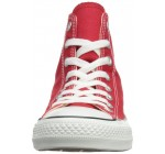 Converse Chuck Taylor All Star Red White Hi Unisex Trainers Boots