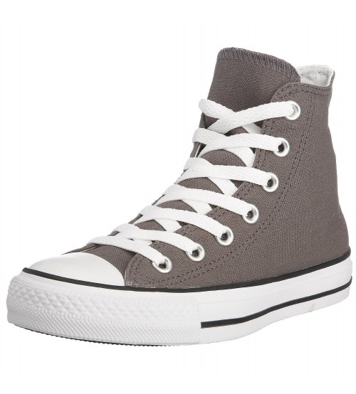 Converse Chuck Taylor All Star Charcoal White Hi Unisex Trainers