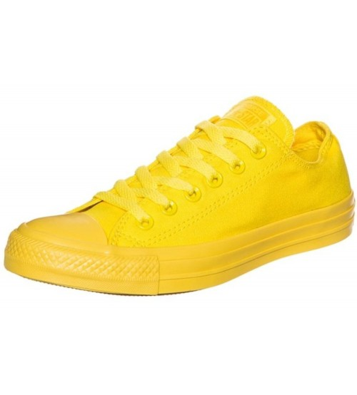 Converse Chuck Taylor All Star Yellow Seasonal Ox Womens Trainers