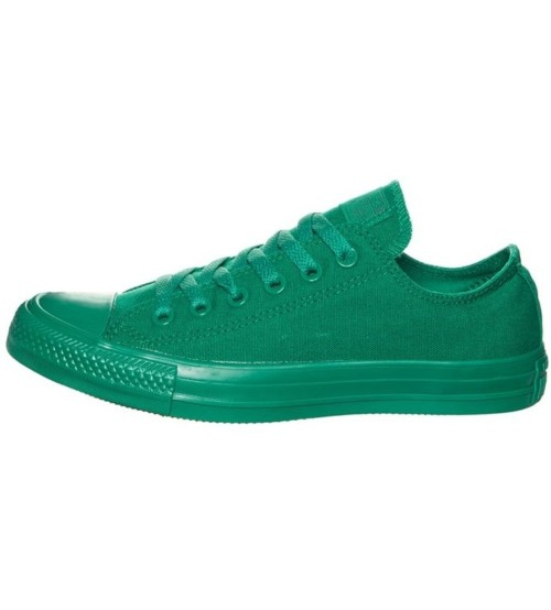 c5e17c84007 Converse Chuck Taylor All Star Green Seasonal Ox Womens Trainers