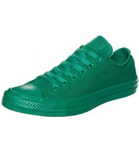 Converse Chuck Taylor All Star Green Seasonal Ox Womens Trainers