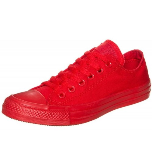 Converse Chuck Taylor CTAS Ox Red Lo Unisex Trainers