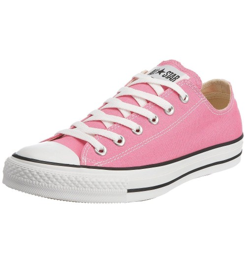 Converse Chuck Taylor All Star Pink White Ox Lo Women Trainer