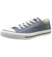 Converse Chuck Taylor All Star Navy White Ox Lo Unisex Trainers