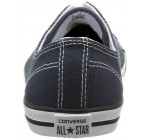 Converse Chuck Taylor All Star Dainty Ox Navy White Womens Trainers