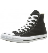Converse Chuck Taylor All Star Black White Hi Unisex Trainers