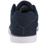 DC Chelsea TX SE Denim White Womens Skate Trainers