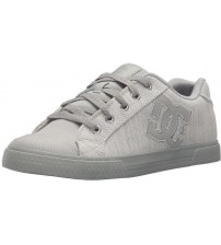 DC Chelsea TX SE Grey Womens Skate Trainers