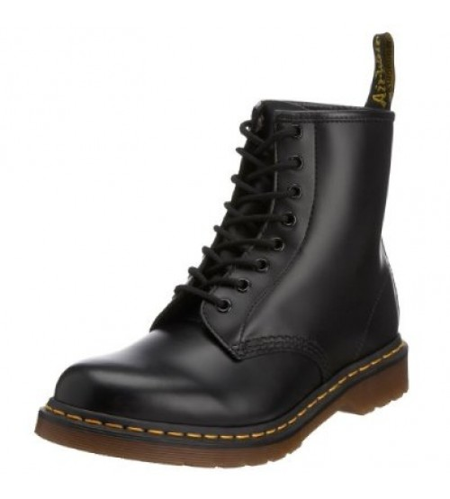 Dr Martens 1460 Black Leather New Unisex Boots