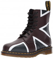 Dr Martens 1460 Pascal Brit Union Jack Unisex Leather Boots