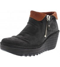 Fly london Yoxi755fly Diesel Brick Womens Suede Boots