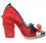 Irregular Choice X Disney The Muppets Louder Louder Red Heels