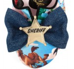 Irregular Choice Toy Story Sheriff Woody Womens Court Shoes