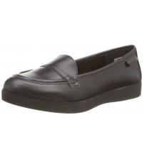 Rocket Dog Etty Black Womens Loafers Slipon Shoes