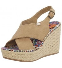Rocket Dog Rue Sand Womens Wedge Sandals Shoes