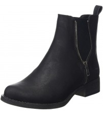 Rocket Dog Camilla Black Womens Ankle Boots