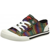 Rocket Dog Jazzin Zane Multicolor Womens Trainers Shoes