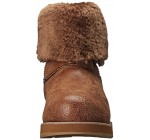 Skechers Keepsakes Esque Chestnut Leather Womens Mid Calf Boots