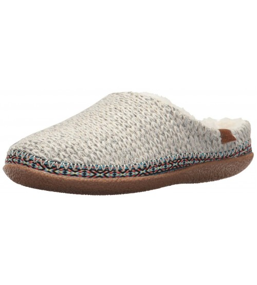 Toms Ivy Birch Sweater Knit Womens Slippers Shoes